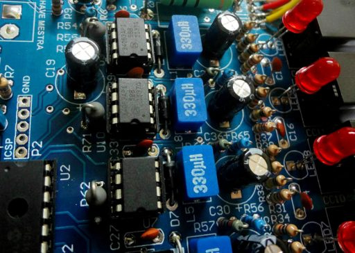 PCI Componentes PTH (2)